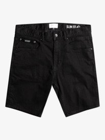 Voodoo Surf Black Black - Slim Fit Jeans for Men  EQYDS03100