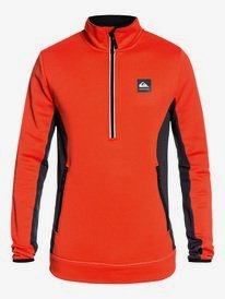 Highline - Half-Zip Mock Neck Fleece for Men  EQYFT03950