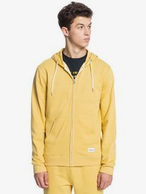 Essentials - Organic Zip-Up Hoodie for Men  EQYFT04113