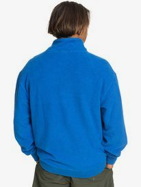 OG BRUSHED HALF ZIP FLEECE  EQYFT04144