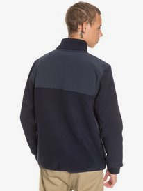 Simpang - Zip-Up Polar Fleece for Men  EQYFT04186