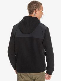 Simpang - Zip-Up Polar Fleece Hoodie for Men  EQYFT04187