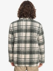Locals Only - Zip-Up Popcorn Sherpa Fleece for Men  EQYFT04189