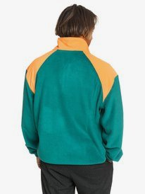 Originals - Half-Zip Mock Neck Fleece for Men  EQYFT04198