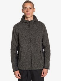Keller - Hooded Zip-Up Polar Fleece for Men  EQYFT04217