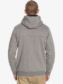 Cypress Keller - Zip-Up Polar Fleece Hoodie for Men  EQYFT04218