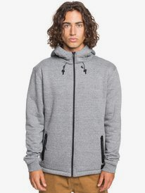 Kurow Sherpa - Zip-Up Hoodie for Men  EQYFT04219