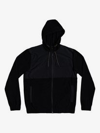 Sea Change - Zip-Up Polar Fleece Hoodie for Men  EQYFT04236