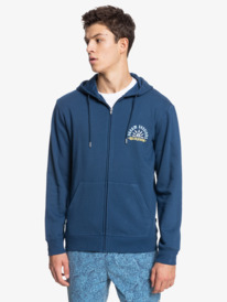 Endless Trip - Organic Zip-Up Hoodie for Men  EQYFT04293
