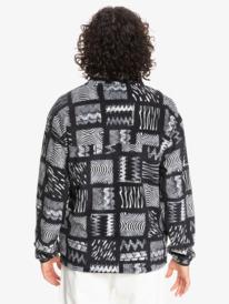 Originals Tribal Mosaic - Half Neck Polar Fleece for Men  EQYFT04347