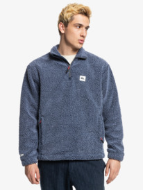 Bogong Gum - Half Zip Sweatshirt for Men  EQYFT04435