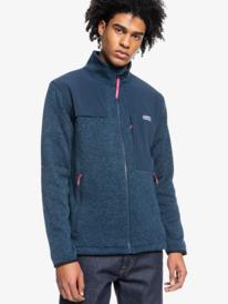 Tracker - Technical Zip-Up Fleece Top for Men  EQYFT04463