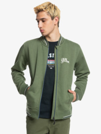 Sportsline Block - Zip-Up Sweatshirt for Men  EQYFT04465