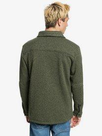 Keller - Fleece Shirt for Men  EQYFT04473
