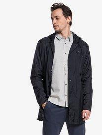Qpak - Water-Resistant Packable Coaches Jacket for Men  EQYJK03430