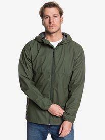 Kamakura Rains - Hooded Raincoat for Men  EQYJK03438
