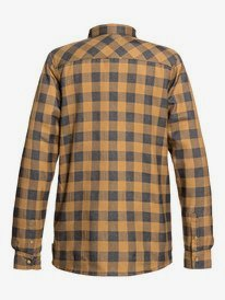 Wildcard Flannel - Reversible Water-Resistant Padded Overshirt for Men  EQYJK03479