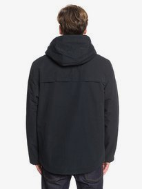 Waiting Period - Hooded Water-Resistant Parka for Men  EQYJK03513