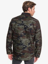Broken Nose - Padded Overshirt Jacket for Men  EQYJK03514