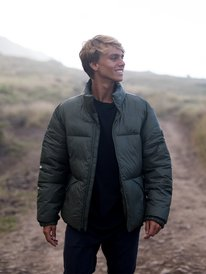 The Outback - Oversized Puffer Jacket for Men  EQYJK03516