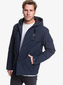 Shoreline Storm - Waterproof Hooded Jacket for Men  EQYJK03522
