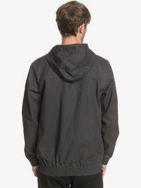 Brooks Unlined - Hooded Canvas Jacket  EQYJK03559