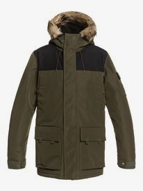 Ferris - Waterproof Hooded Jacket for Men  EQYJK03616