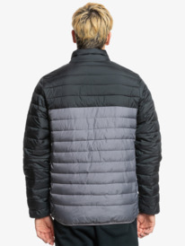 Quilted - Puffer Jacket for Men  EQYJK03771