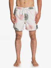 "Sunburst 16"" - Swim Shorts for Men  EQYJV03444"