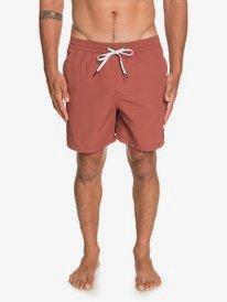 "Beach Please 17"" - Swim Shorts for Men  EQYJV03536"