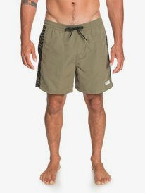 "Arch Print 17"" - Swim Shorts for Men  EQYJV03633"