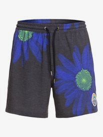 "Peace In The Jungle 17"" - Swim Shorts for Men  EQYJV03636"