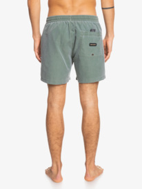 "Surfwash 15"" - Swim Shorts for Men  EQYJV03692"