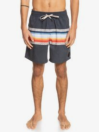 "Sun Faded 17"" - Swim Shorts for Men  EQYJV03702"