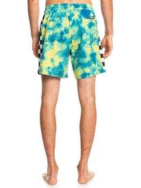 "Originals Checker Arch 17"" - Swim Shorts for Men  EQYJV03734"