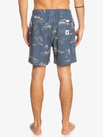 "Endless Trip 16"" - Swim Shorts for Men  EQYJV03738"