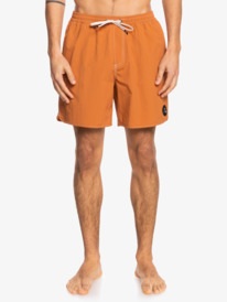 "Scallop 17"" - Swim Shorts for Men  EQYJV03743"
