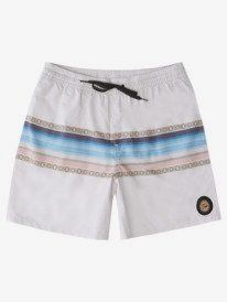 "Sun Faded 17"" - Swim Shorts for Men  EQYJV03744"