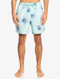 """Royal Palms 17"""" - Recycled Swim Shorts for Men  EQYJV03774"""