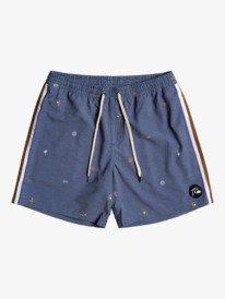 "Coastal 17"" - Recycled Swim Shorts for Men  EQYJV03776"
