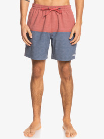 "Division Threads 17"" - Recycled Swim Shorts for Men  EQYJV03779"