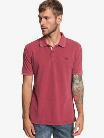 Miz Kimitt - Short Sleeve Polo Shirt for Men  EQYKT03863