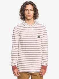 Zermet - Long Sleeve Hooded Top for Men  EQYKT04023