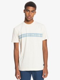 Mixtape Stripe - Organic T-Shirt for Men  EQYKT04103
