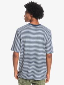 Striped - T-Shirt for Men  EQYKT04178