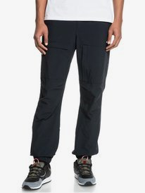 Sea Bed - Classic Fit Cargo Trousers for Men  EQYNP03221