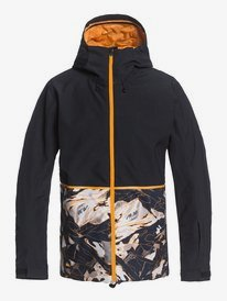 Side Hit - Snow Jacket for Men  EQYTJ03262