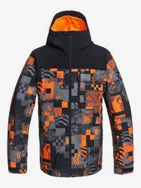 Morton - Snow Jacket for Men  EQYTJ03276