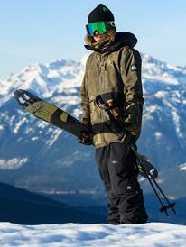 Black Alder Stretch GORE-TEX® - Snow Jacket for Men  EQYTJ03320