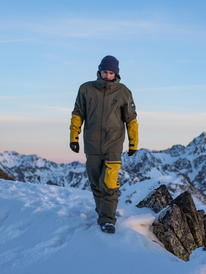 Hiking Path - Snow Jacket for Men  EQYTJ03323